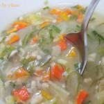 食べる順番ダイエットが簡単にできるスープ
