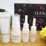 【6月22日発売】「HANAオーガニックトライアルセット」で1週間美白ケアがお試しできます!